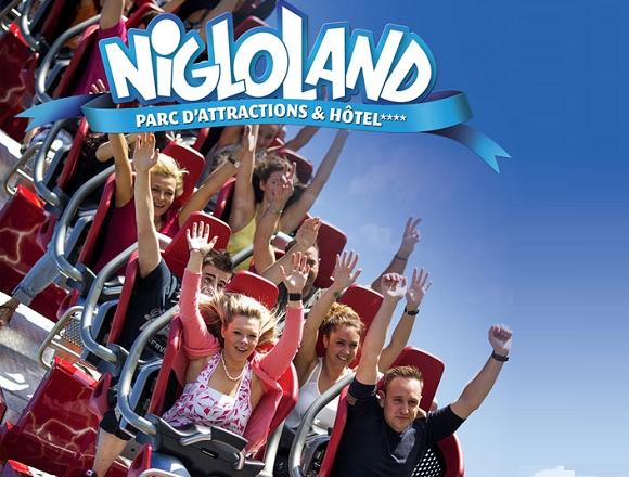 Journée à Nigloland pour les enfants
