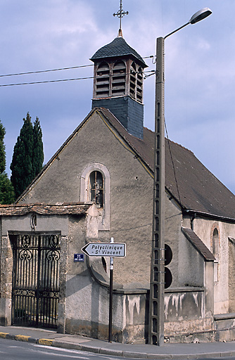 Office religieux à la chapelle Saint Laurent le samedi 20 octobre 2018